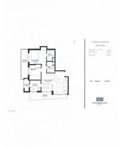 venta de apartamento 1 dormitorio en roosevelt