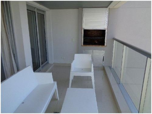 venta de apartamento 2 dormitorios playa mansa punta del est