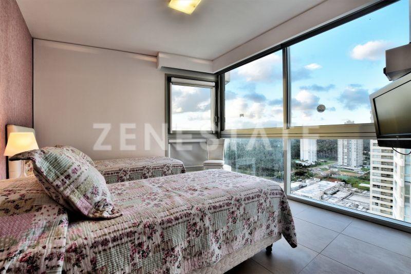 venta de apartamento 3 dormitorios, playa brava