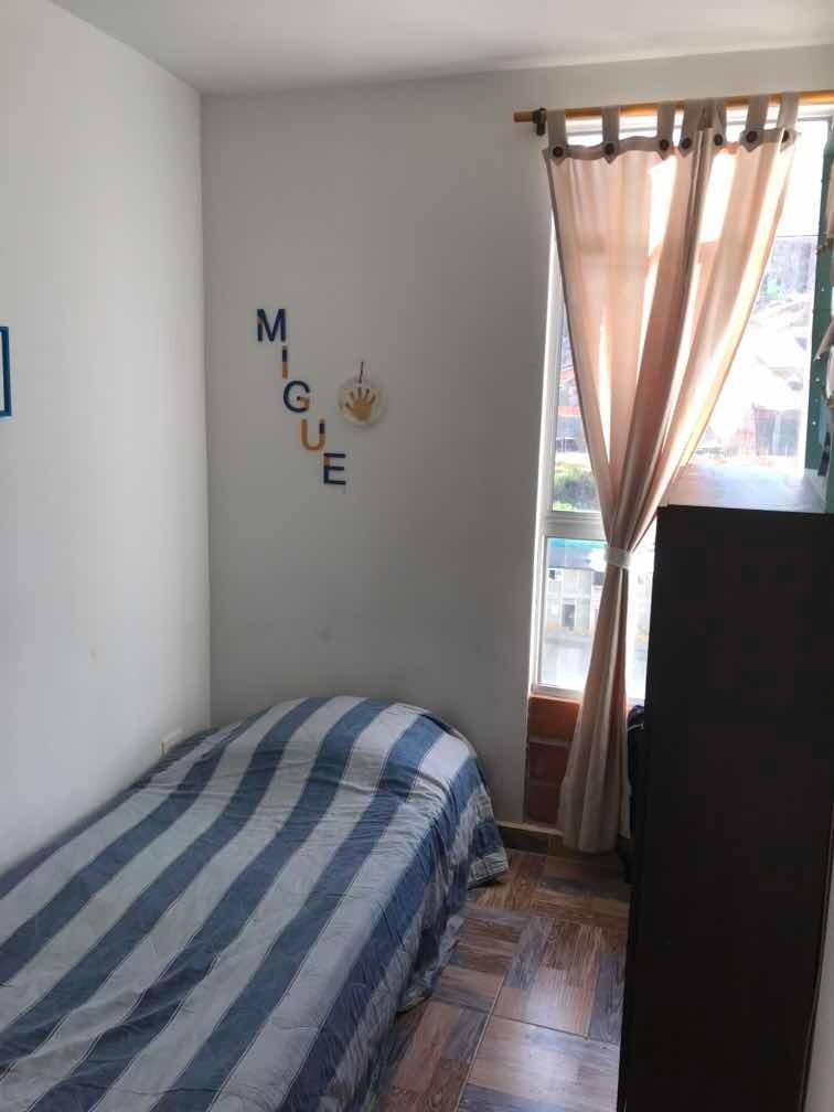 venta de apartamento con parqueadero cubierto,