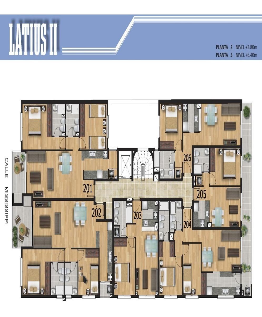 venta de apartamento de 1 dormitorio en malvín