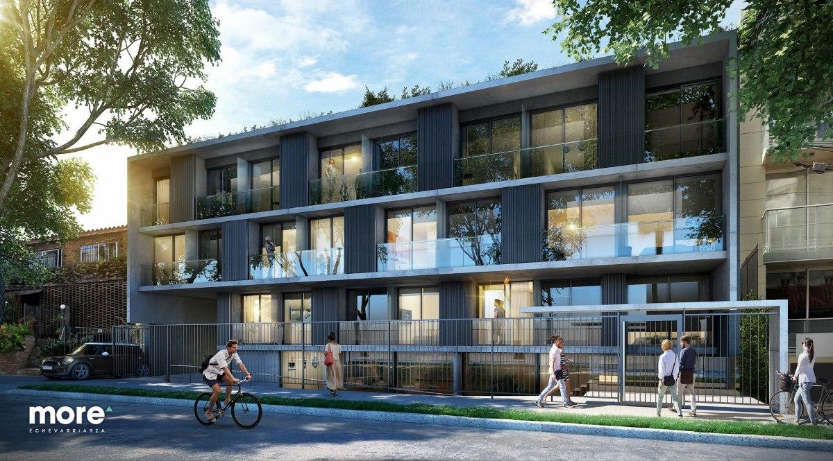 venta de apartamento de 1 dormitorio en pocitos - amenities