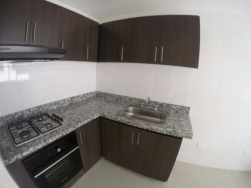 venta de apartamento de 2 alcobas - alto bosque