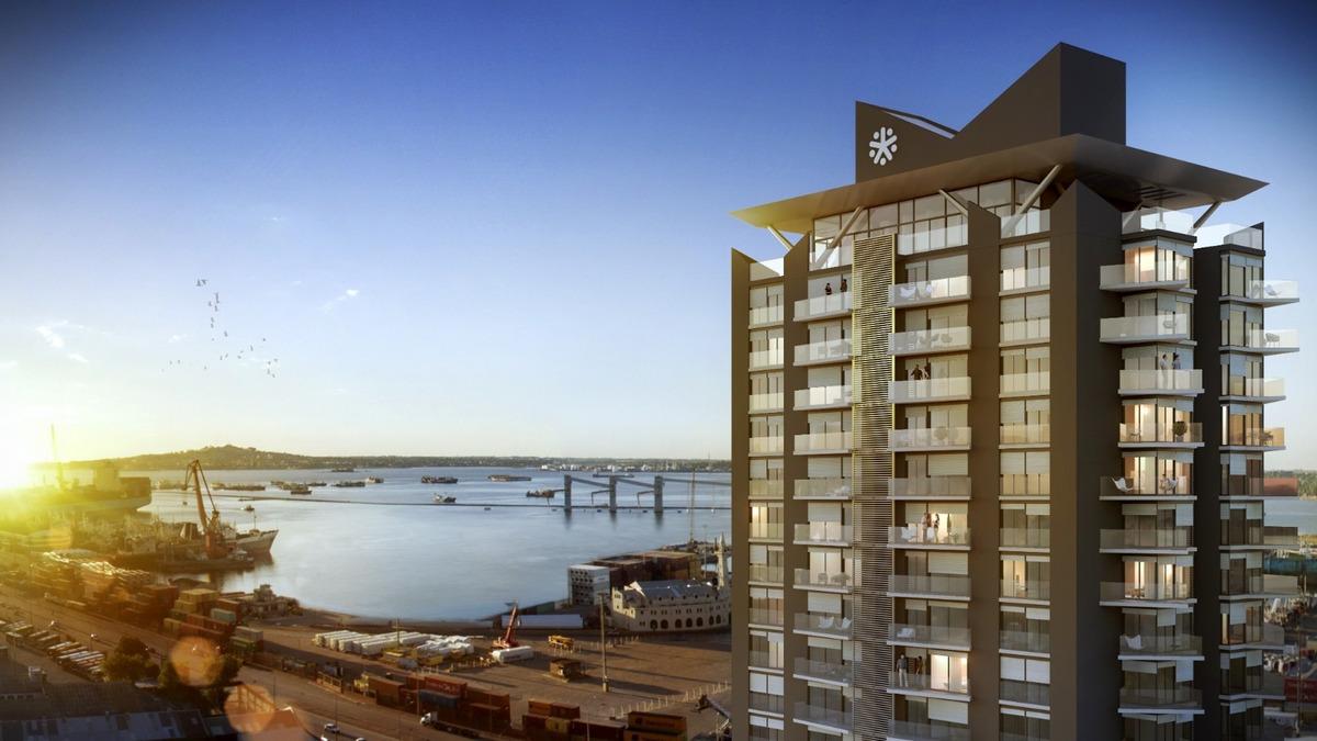 venta de apartamento de 2 dormitorios en el centro - bay