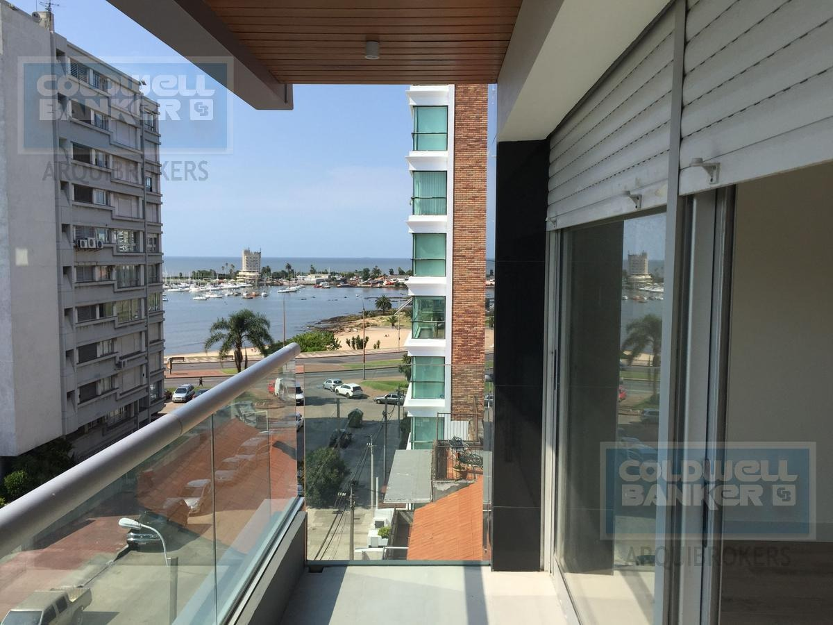 venta de apartamento de 2 dormitorios en puerto del buceo