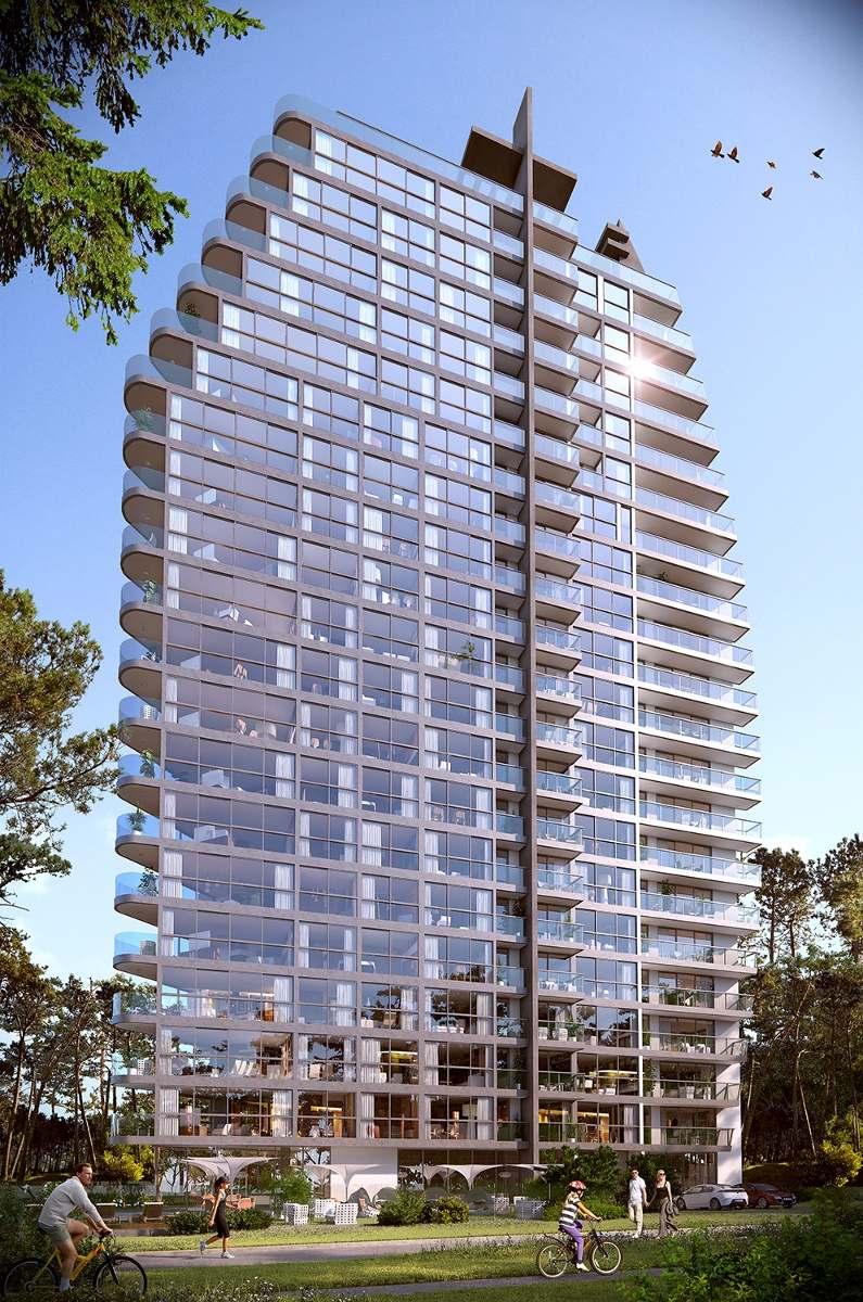 venta de apartamento de 2 dormitorios en punta del este!