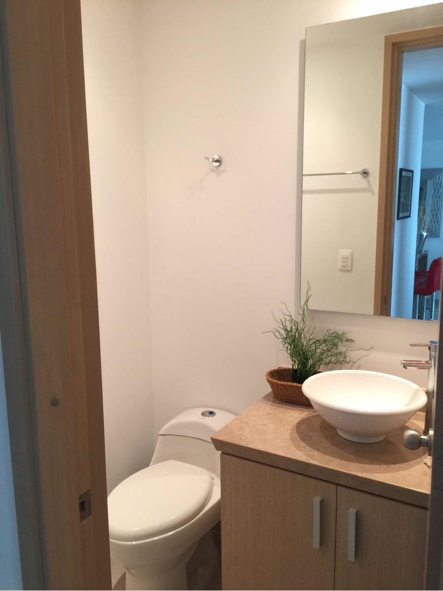 venta de apartamento de 3 habitaciones con baños privados