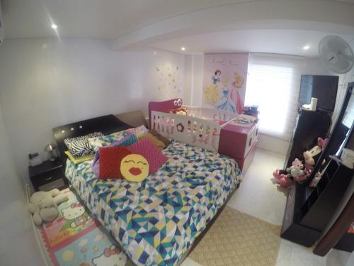venta de apartamento en 1re nivel en manga - ctg