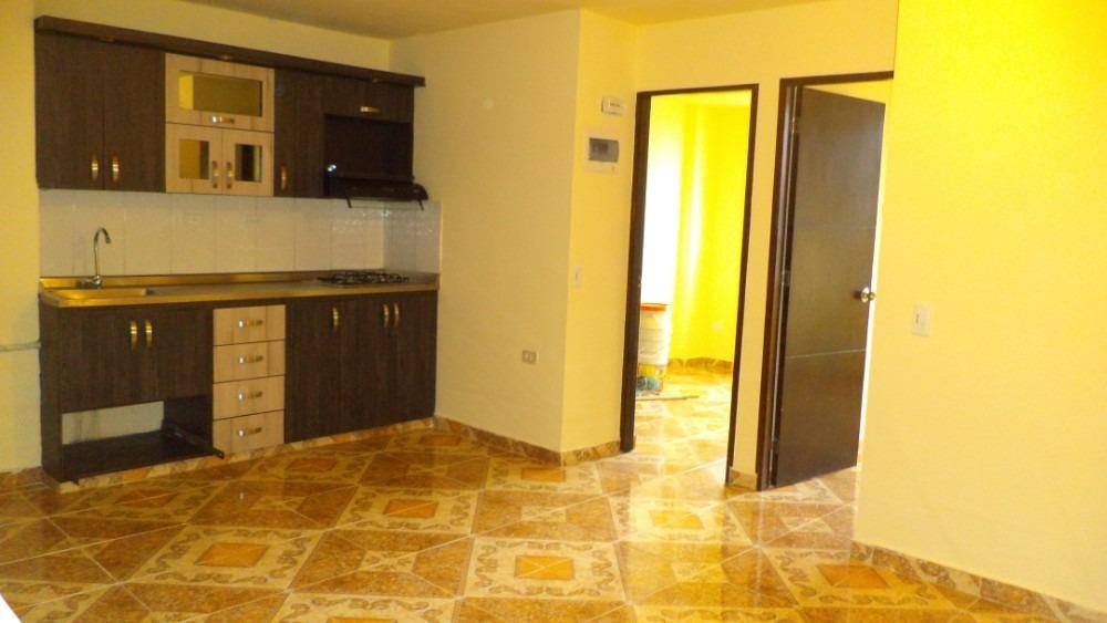 venta de apartamento en bello barrio rosalpi