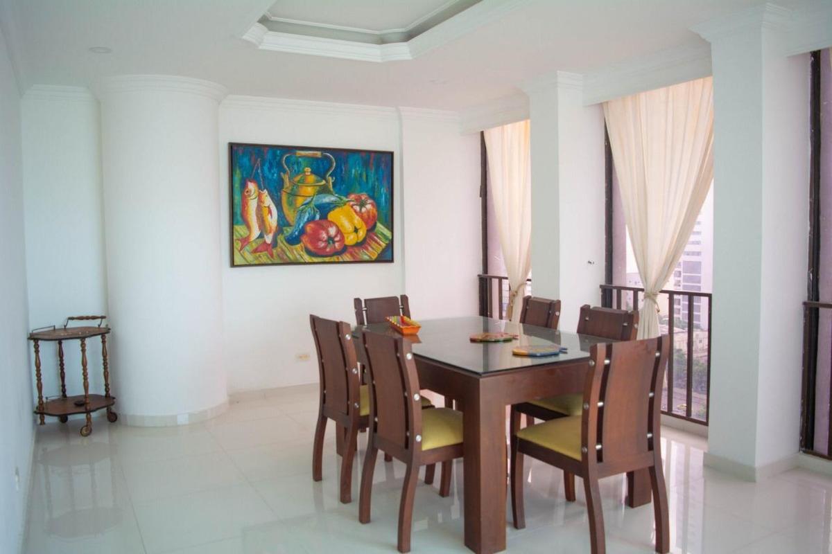 venta de apartamento en bocagrande cartagena
