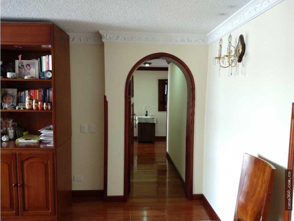venta de apartamento en el retiro