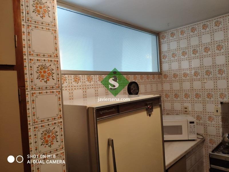 venta de apartamento en la brava, 1 dormitorio, baño, piscina, muy buena vista.- ref: 167889