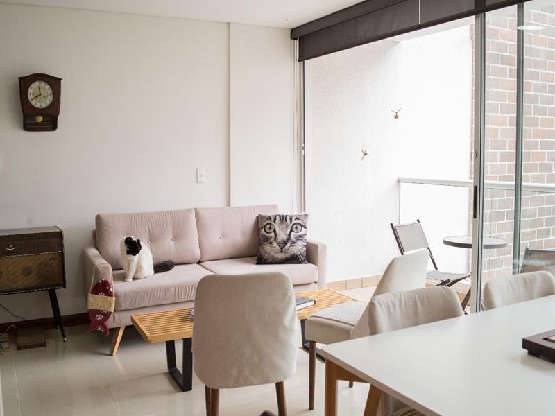venta de apartamento en medellín - envigado- ref. 310