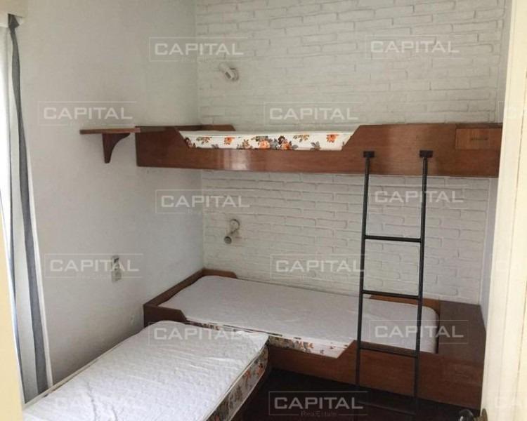 venta de apartamento estilo casa con parrillero y estufa a leña en san rafael, cercano a la playa- ref: 28852