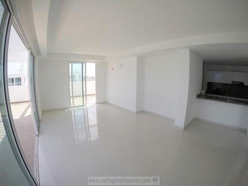 venta de apartamento ph - barceloneta - cartagena