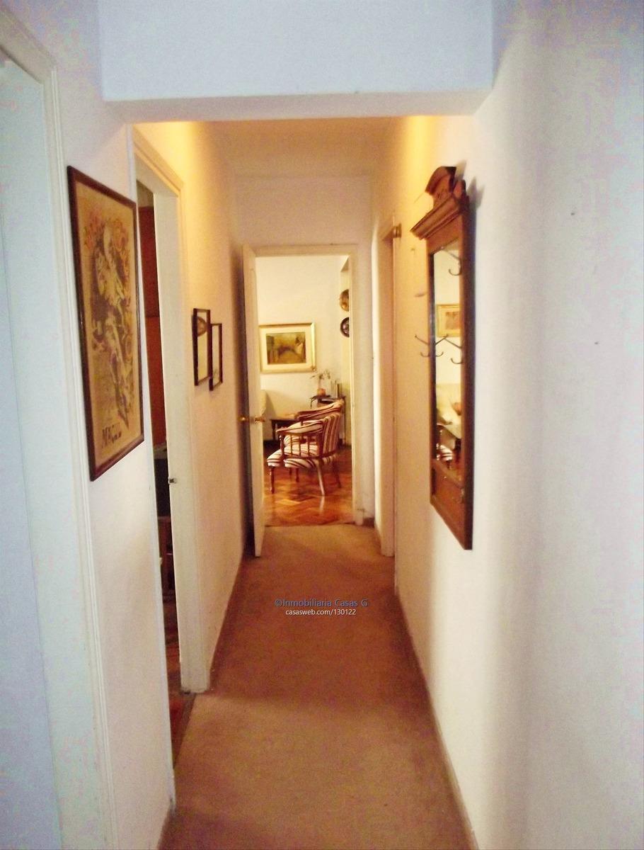 venta de apartamento punta carretas 3 dormitorios 2 baños