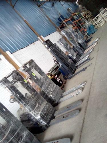 venta de apilador electrico sistema reach
