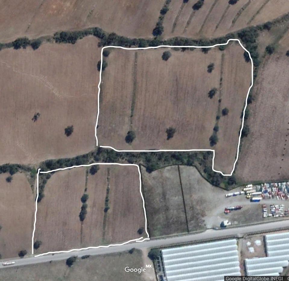 venta de aproximadamente 5 hectáreas en zempoala hidalgo