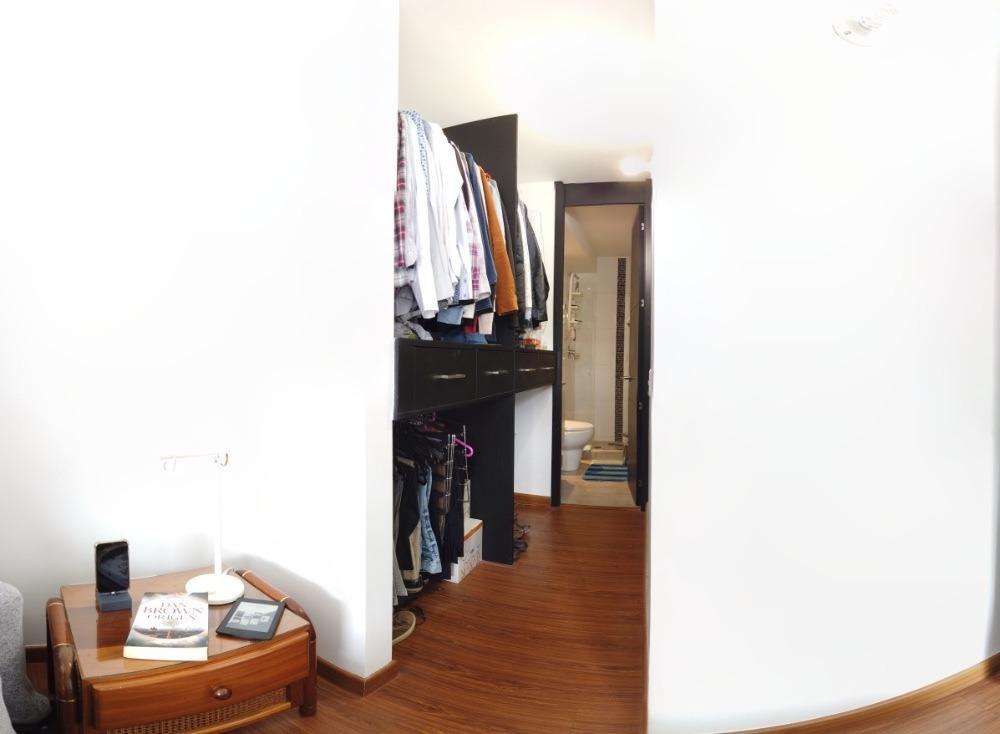 venta de apto en cajica, conjunto arte campo, piso 4 t.3