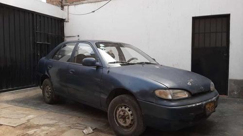 venta de auto hiunday