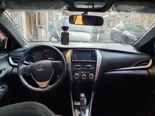 venta de auto toyoya yaris hatchback 2018-gls 1.3 automatico