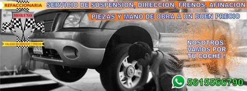 venta de autopartes y servicio de suspensión