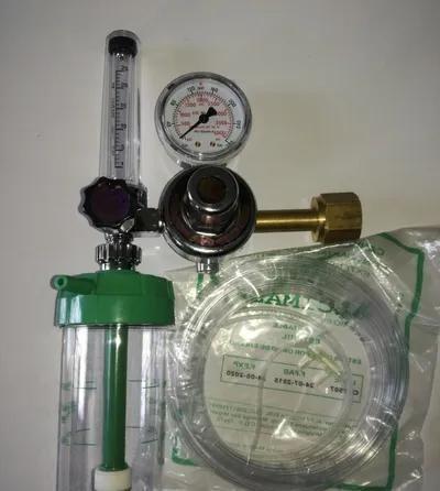 venta de balon de oxigeno completo con manómetro.