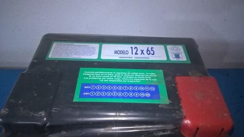 venta de baterías 12 x 65 carwats (excelente calidad)