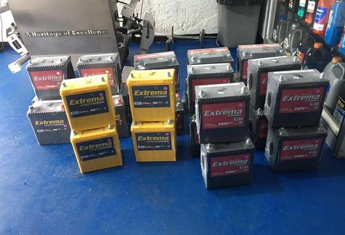 venta de baterías