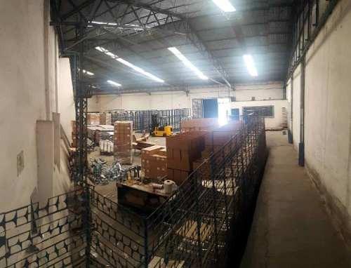 venta de  bodega con nave industrial de 6,688 m2, col. la pastora, g.a.m
