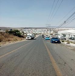 venta de bodega en carretera méxico-querétaro frente de la feria de 1,894m2