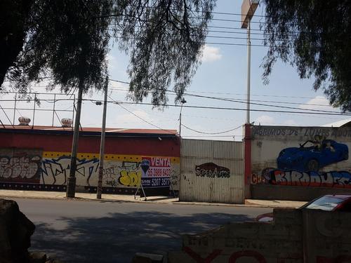 venta de bodega en los reyes, la paz, texcoco