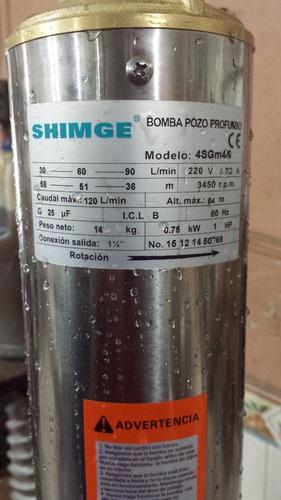 venta de bombas sumergibles nuevas envios gratis al interior