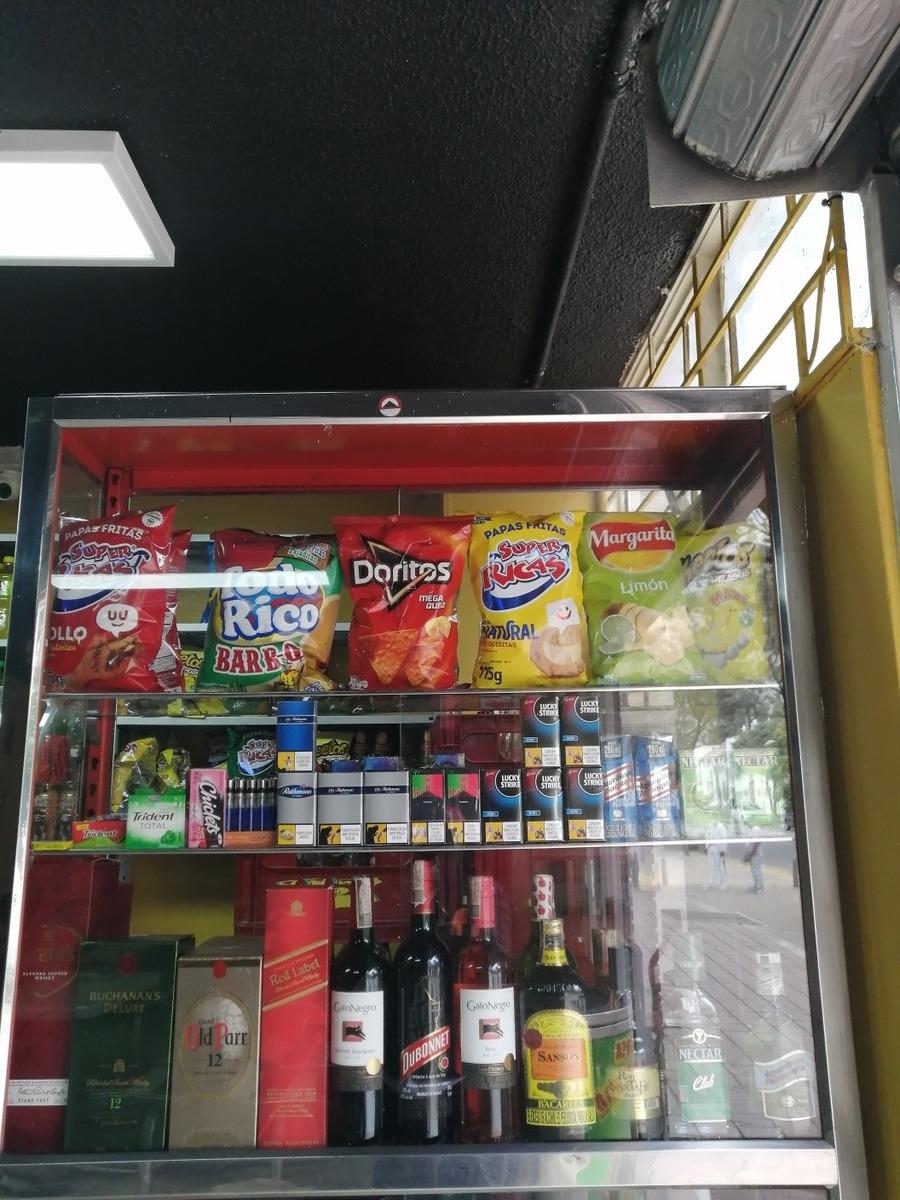 venta de cafetería-cigarreria