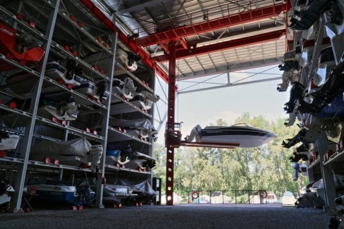venta de cama nautica de 18 pies en el delta del tigre