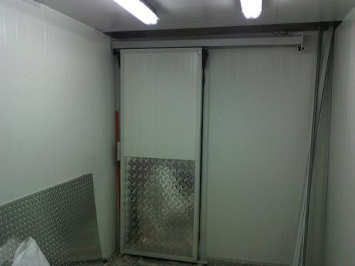 venta de  cámaras frigoríficas-frío, todas las medidas