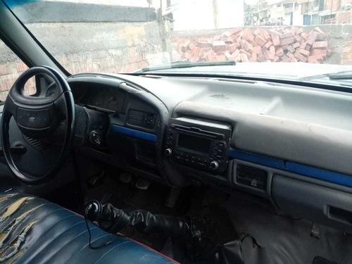 venta de camioneta ford azul