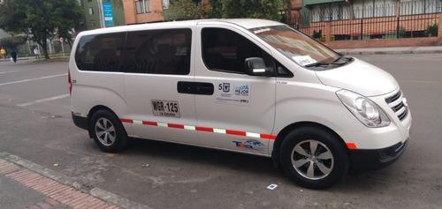 venta de camioneta hyundai h1 2016.