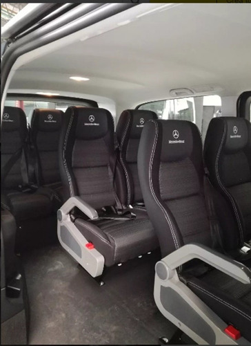 venta de camioneta mercedez vito tourer 114 - año 2020