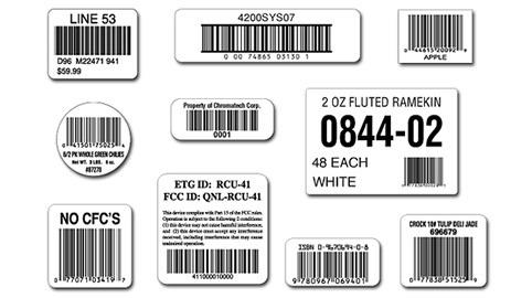 venta de carnets y etiquetas