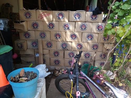 venta de cartones de envase de cerveza a buen presio