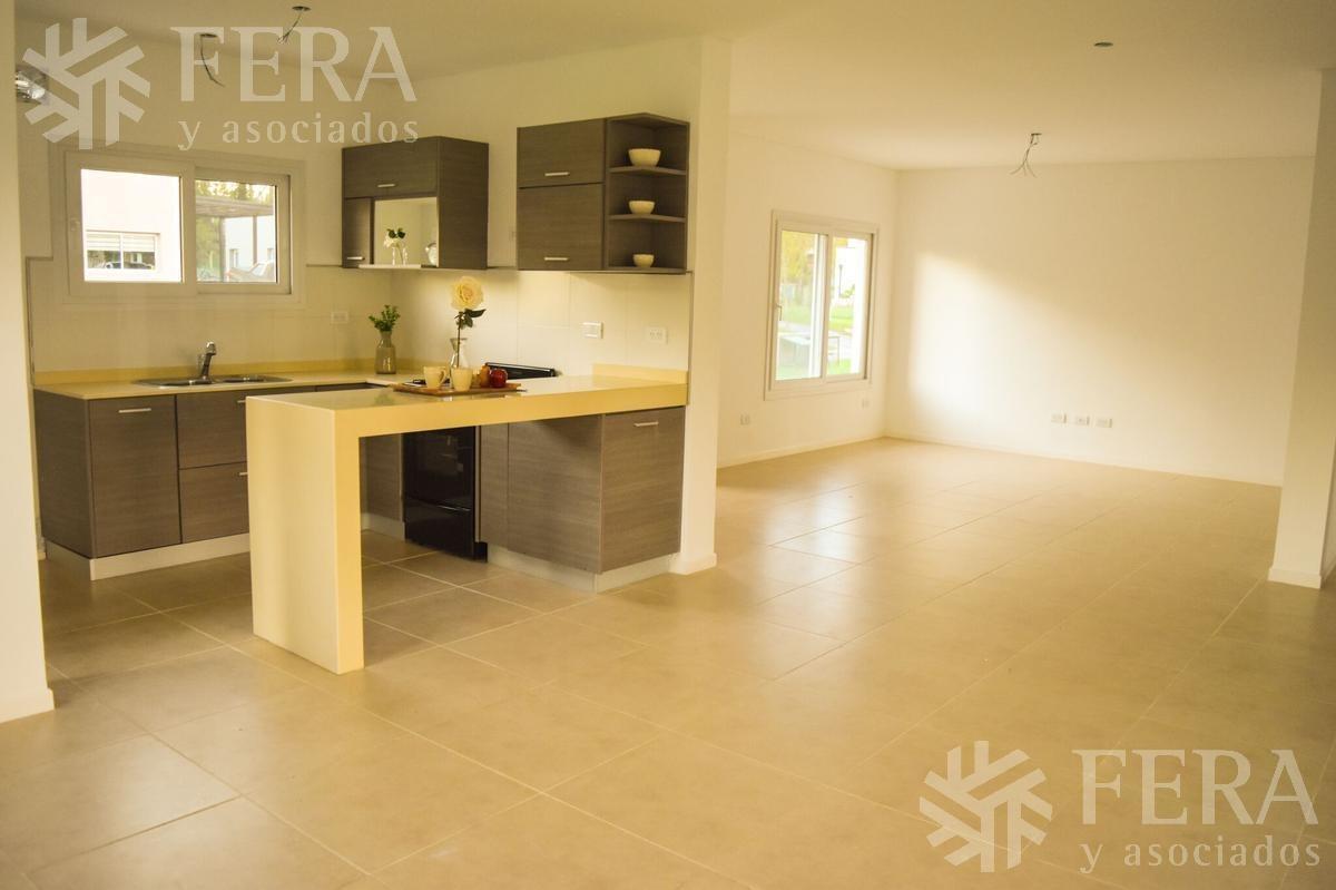 venta de casa 3 ambientes en fincas de hudson (24242)