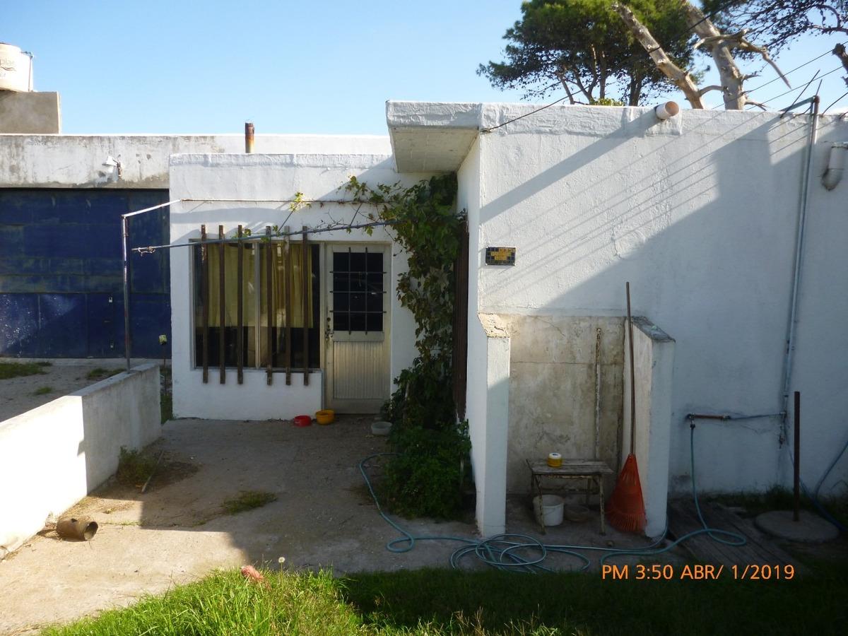 venta de casa 3 ambientes oficina galpón en villa gesell