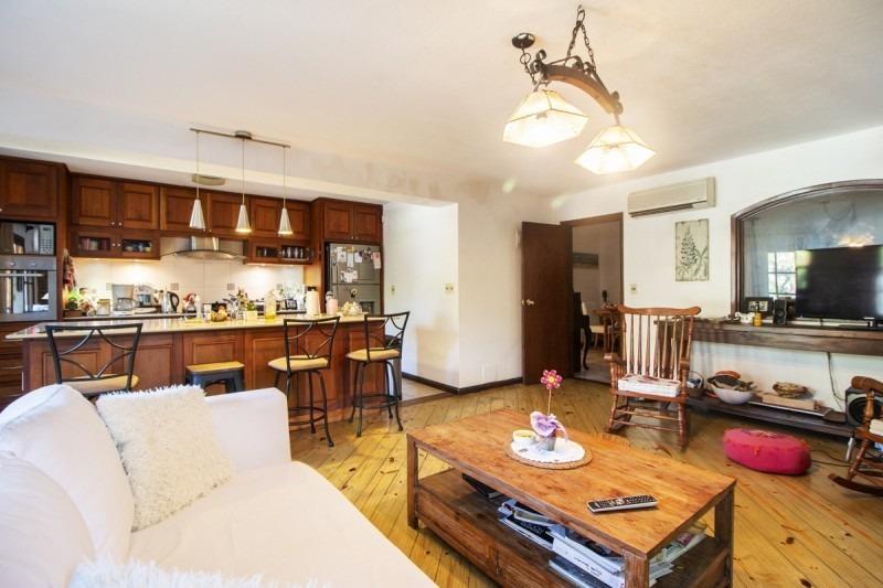 venta de casa 3 dormitorios en playa mansa, punta del este.- ref: 389