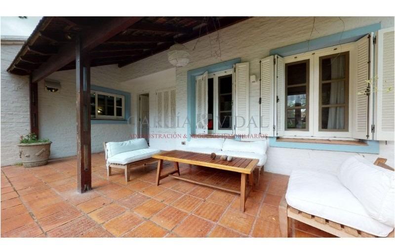venta de casa 4 dormitorios en barrio golf- ref: 2283