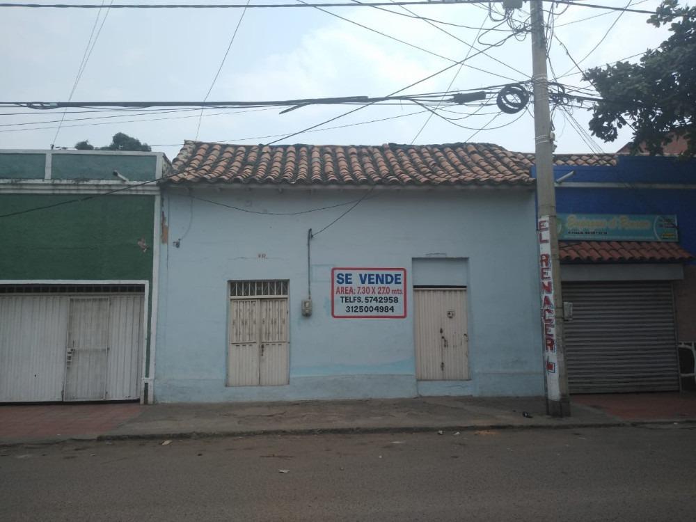 venta de casa antigua centro de la ciudad