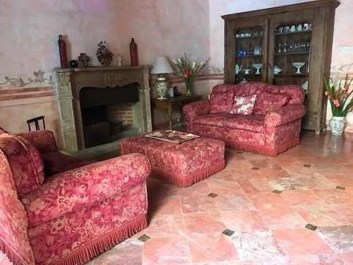 venta de casa antigua de 5 recámaras en puebla, puebla