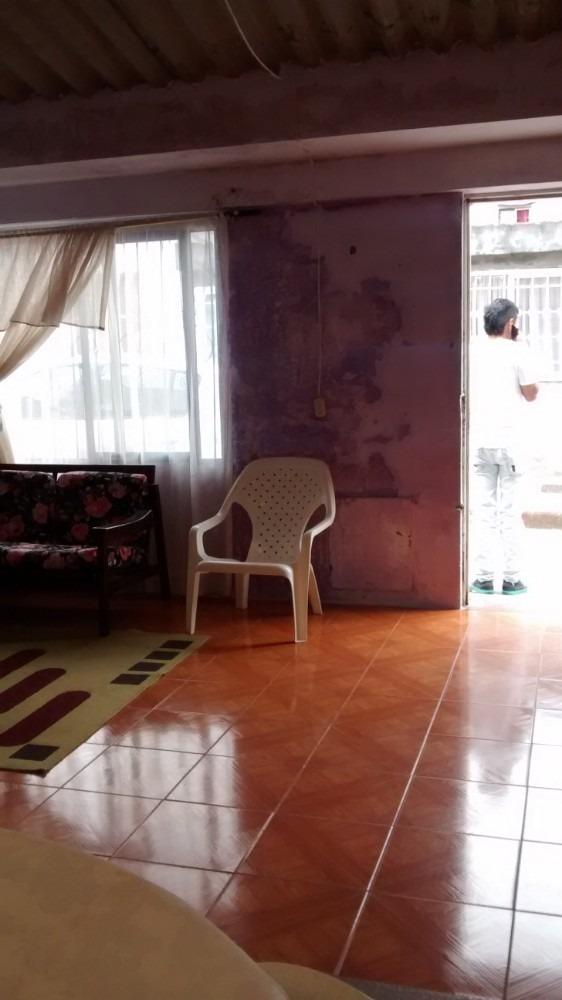 venta de casa barrio la virginia . dos alcobas , un baño