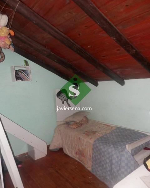 venta de casa brio. la fortuna, 2 dormitorios, vivir todo el año, se permuta- ref: 44777