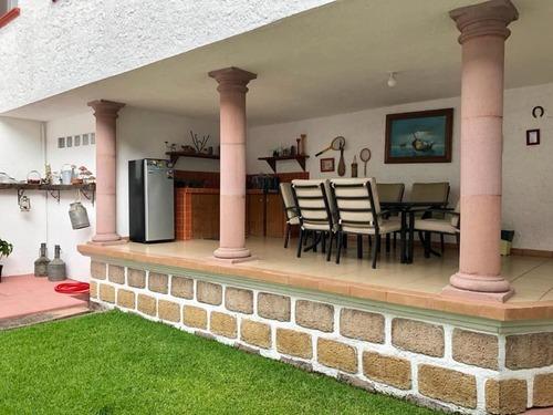 venta de casa colonial en vista hermosa cuernavaca